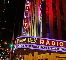 RADIO CITY by MIGHTY TEMPLE IMAGES