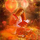 The Poetess by Aimee Stewart