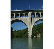 Butin bridge Photographic Print