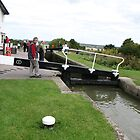 Foxton Locks, Leicestershire (5122) by Tony Payne