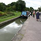 Foxton Locks, Leicestershire (5128) by Tony Payne