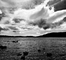 A Cloudy Day by Chris Rollason