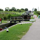 Foxton Locks, Leicestershire (5140) by Tony Payne