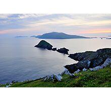 Blasket Islands Photographic Print