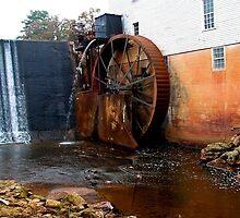 Murray's Mill_2 by Hope Ledebur