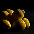 Seven Lemons by Rick  Bender