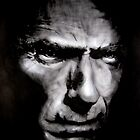 Clint Eastwood by Darren Baldock