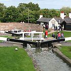 Foxton Locks, Leicestershire (5144) by Tony Payne