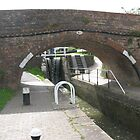 Foxton Locks, Leicestershire (5148) by Tony Payne