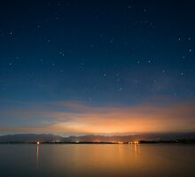 The bright lights of Katikati by Paul Mercer
