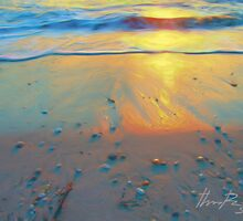 Cape May Sunset by Thomas Pohlig