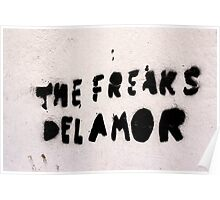 The Freaks of Love Poster