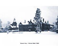 Bushey Hall Photographic Print
