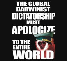 Global Darwinist Dictatorship by jezkemp