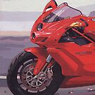 Ducati 999 by Scott Simpson