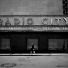 Rockefeller Center - Radio City by Gerald Holubowicz