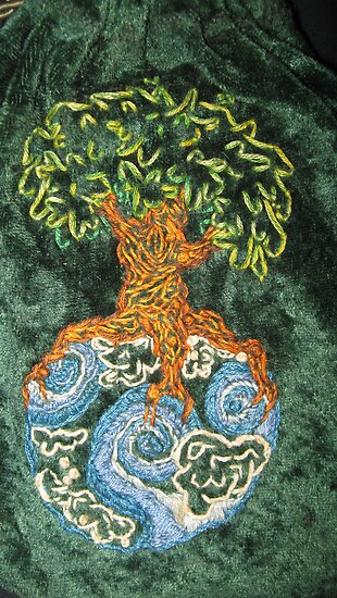 Tree of Life by Quinn Blackburn
