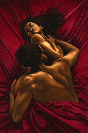 The Passion by Richard Young