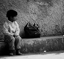 Lonely child by becks78