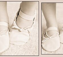 Ballet Slippers by mytwogirls