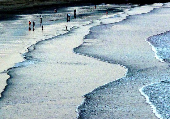 Low Tides by Michael J Armijo