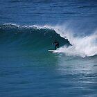 Bondi Surfer by johnbruceross