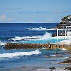 Bondi Ocean pool by johnbruceross