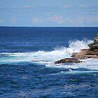 Bondi Beach  by johnbruceross