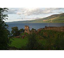 Urquhart Castle Photographic Print