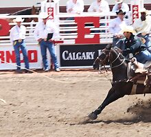 Calgary Stampede 2009, #18, Canada by Felicity McLeod