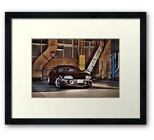 Industrial Supra Framed Print
