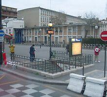 Le Metro by sashamw