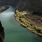 Snake River Canyon by MikeDAdams