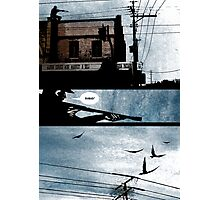 Bang Photographic Print