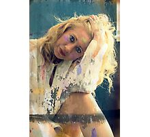 Painted Soul Photographic Print