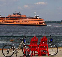 You Can't Bike to Staten Island by Dave Bledsoe