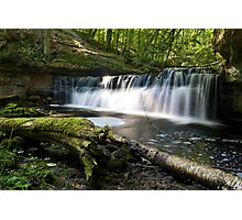 mosquito falls side Photographic Print