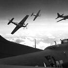 The Final Mission (Monochrome Version) by Wayne Gerard Trotman