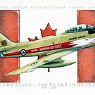 &quot;Canadian Sabre&quot; by Trenton Hill
