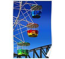The Ferris Wheel Poster