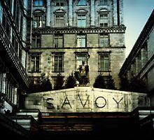 Savoy by kathy archbold