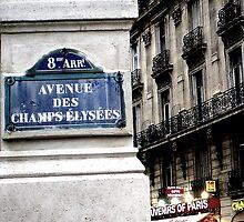 Souvenirs Of Paris by Mojca Savicki