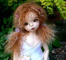 Sweet little redhead by MaryHogan