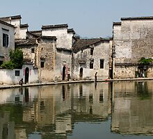 Hongcun Village - Tunxi, China by Alex Zuccarelli