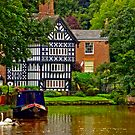 Worsley old Courthouse by Stephen Knowles