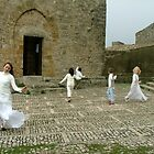 "Dancing with teacher by Antonello Incagnone ""incant"""