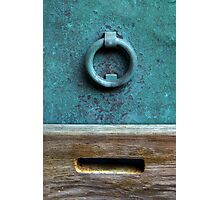 The ring Photographic Print