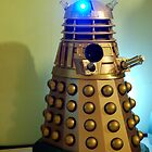 A Christmas Dalek by Chris Corney