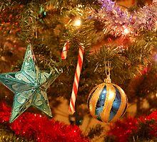 Christmas Tree 2007 by Chris Corney