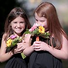 Flower Girls by David Friederich